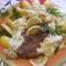 Sült hús pikáns fűszeres mártással2