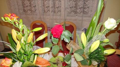 Szülinapi virágok ...