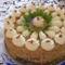 Grillázs krémes torta