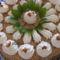 Grillázs-krémes torta