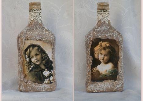 antik üveg 5