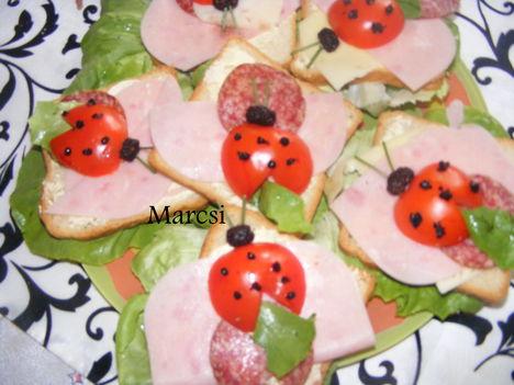 Katicabogaras szendvicsek 4