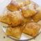 Olajban sült burgonyás pogácsa