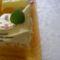 Tüskés citromos kocka