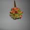 Virággömb origami