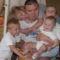 apa és a négy gyerek