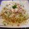 Sajtos zöldséges spagetti8