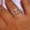 drót gyűrű