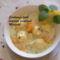 Csirkeragu leves burgonya gombóccal2