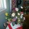 Horgolt virag dekoracio