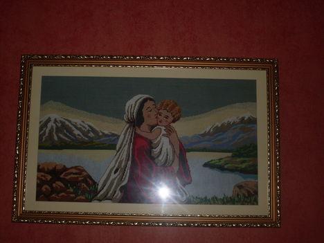 Mária és Jézus normál