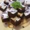 Tojás nélküli csokis kókuszos sütemény