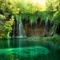 falls-green-lakes-nature-plitvice-Favim