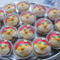 Télapó muffinok2
