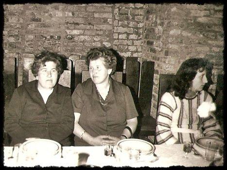 Anyu, Mariska néném és Marika
