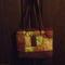 Bordó táska