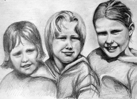Julcsi, Luca, Anna