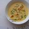 Zöldséges krém leves
