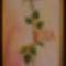 nagyon régi rózsám, selyemre