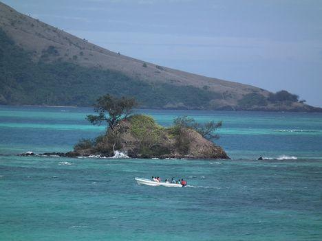 a tenger szigete
