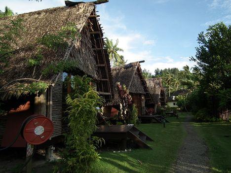 Fiji lakóháyak