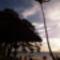 Fiji naplemente ..