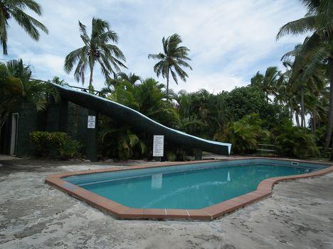 Fiji szálloda
