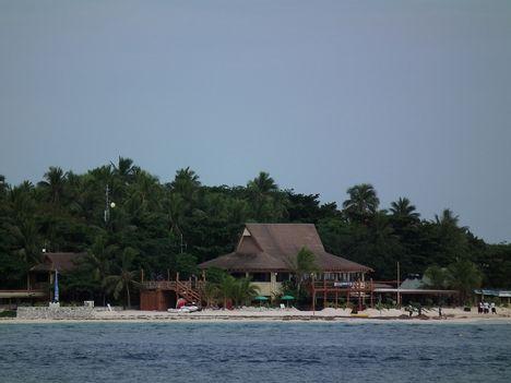 Fiji tengerpart