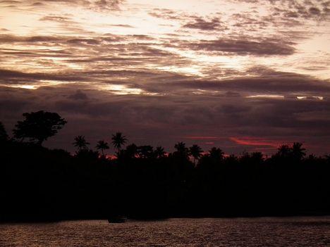 Fiji vihar előtt