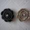 cipzárból rózsa kitűző