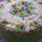 Kókuszos húsvéti torta