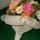 Horgolt virágok, csokrok