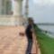 Taj Mahal kirándulási pillanatkép