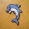 Delfin (mágnessel)