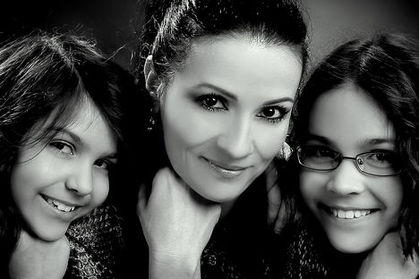 A lányok :)
