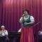 Gyöngyösi Kiss Anna énekel Budapest 2013 05 12