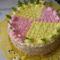 Vegyes gyümölcs torta