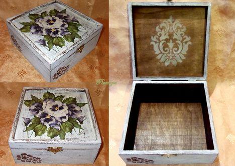 Árvácskás doboz