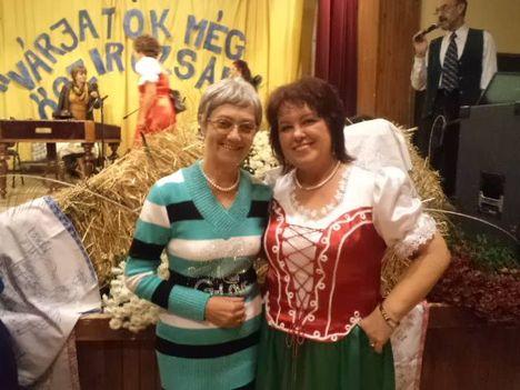 Hulin Erzsikével