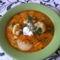 Karfiol leves zőldborsóval