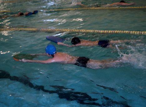 Úszásoktatás egyénileg 3