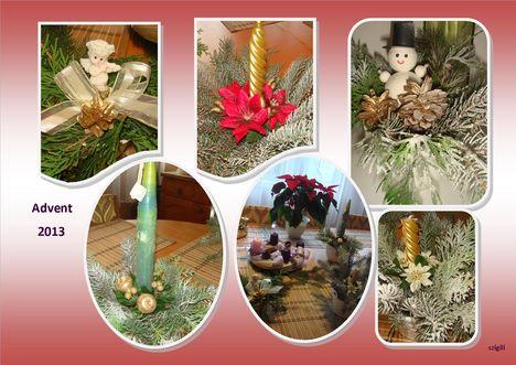 Karácsonyra készülve ...