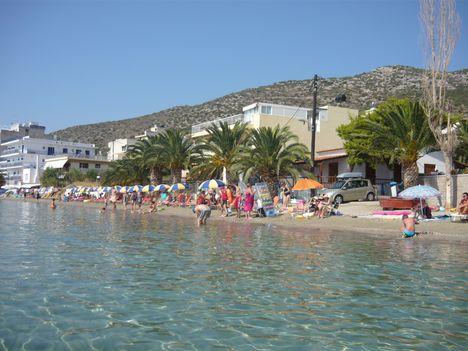 Grecce, Tolo tengerpartja