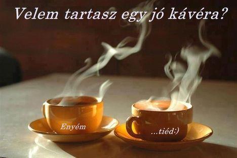 Kávé!