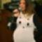 Nagy pocakkal szülés előtt