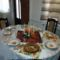szent esti asztal