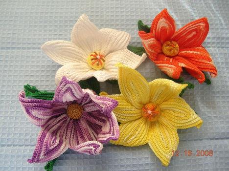 minta, virág
