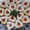 Citromos ízű szivecske