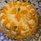 Narancsos oroszkrémtorta