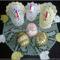 tyúkok  tojásokkal.